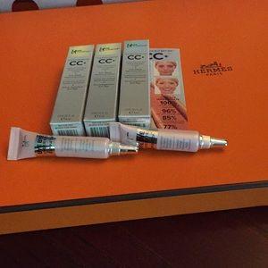 It cosmetics cc cream examples